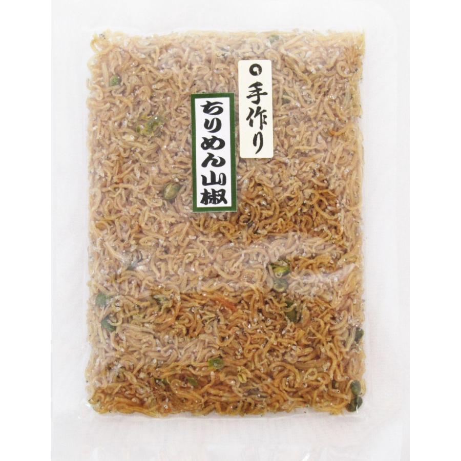 ご飯のお供お取り寄せ商品 京都の伝統の味 ちりめん山椒 50g|kyotokatsura|04