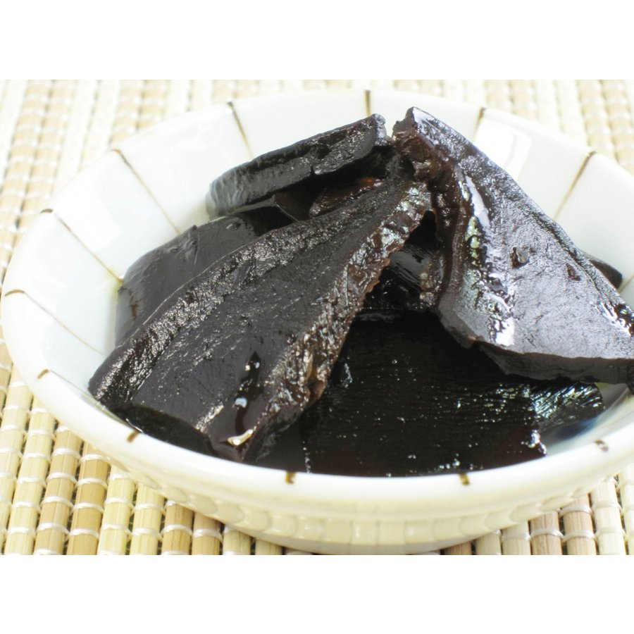 ご飯のお供お取り寄せ商品 京の昆布の佃煮 しいたけ昆布 120g kyotokatsura