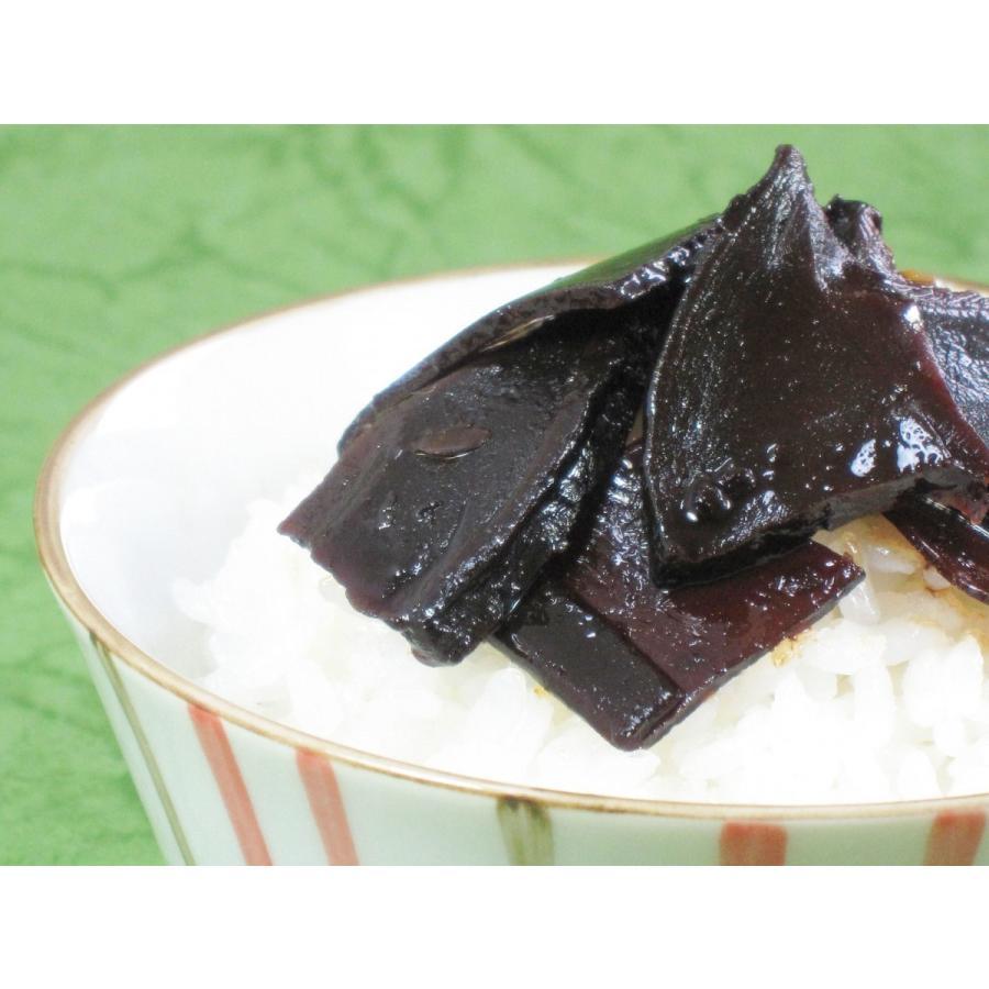ご飯のお供お取り寄せ商品 京の昆布の佃煮 しいたけ昆布 120g kyotokatsura 02