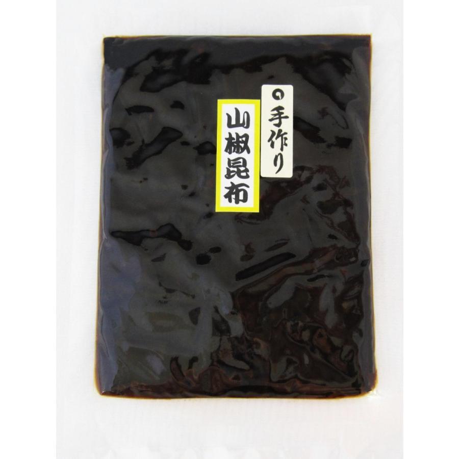ご飯のお供お取り寄せ商品 京の昆布の佃煮 山椒昆布 120g|kyotokatsura|04