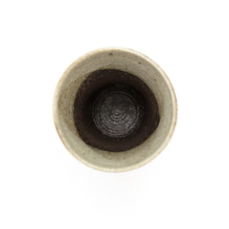 母の日 入学祝い 多屋嘉郎 清水焼 京焼 フリーカップ ビアカップ 陶器 京都 保温 掛分け 日本酒|kyotomarche|05