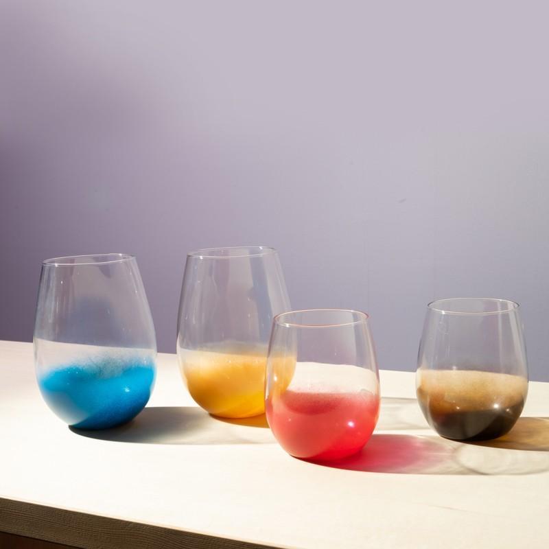 父の日 母の日 うるしのしごと Mutsumi oitate 京漆器 漆グラス ガラス コップ 漆塗り|kyotomarche|02
