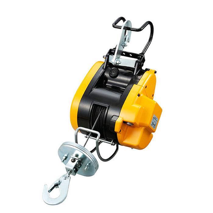リョービ ウインチ ワイヤーロープ径3.3mm×31m付 WI-62
