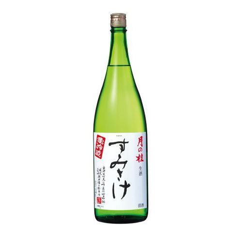 ◆「京都の酒」月の桂 すみさけ生酒 720ml 本醸造酒 16.5度 増田徳兵衛商店 京都府産