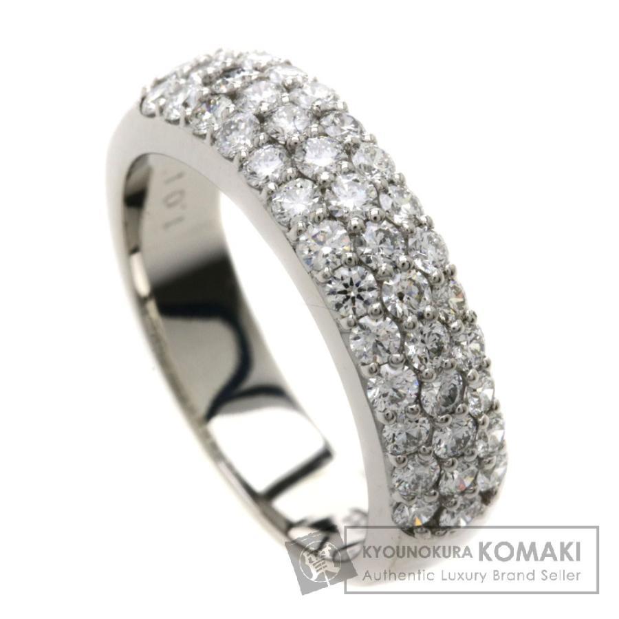 流行 SELECT JEWELRY セレクトジュエリー ダイヤモンド リング・指輪 プラチナPT900, マエバシシ 3a5edb6e