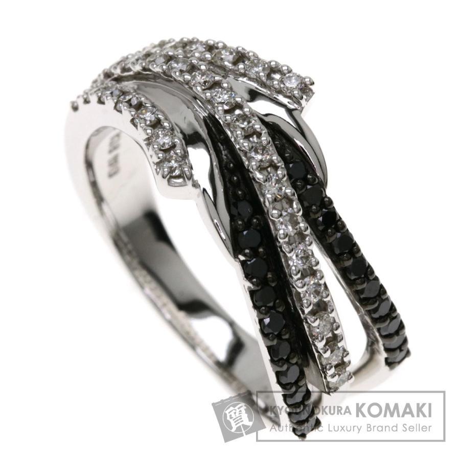 若者の大愛商品 セレクトジュエリー SELECT JEWELRY SELECT ブラックダイヤモンド ダイヤモンド リング・指輪 JEWELRY リング・指輪 K18ホワイトゴールド, ミシマムラ:375aa2fd --- airmodconsu.dominiotemporario.com
