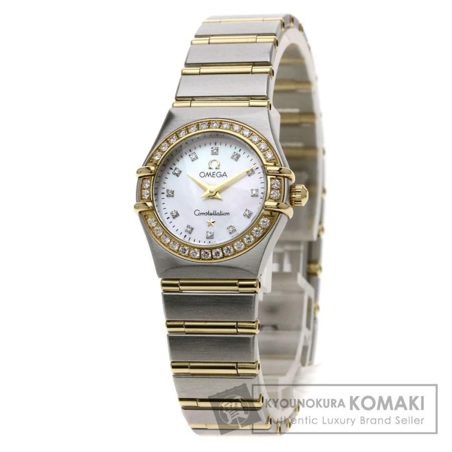 期間限定特別価格 オメガ 1267.75 コンステレーション ダイヤモンド 1267.75 腕時計 SSxK18YG 腕時計 ステンレススチール SSxK18YG レディース, ヒガシムラ:63e5db78 --- airmodconsu.dominiotemporario.com