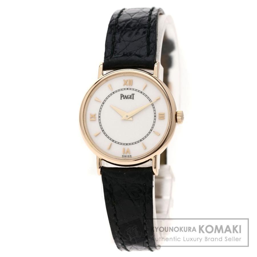 ベストセラー PIAGET ピアジェ ピアジェ 8005N トラディション 120周年記念 腕時計 120周年記念 K18ピンクゴールド 腕時計/アリゲーター レディース, Beauty room:03faf8ad --- airmodconsu.dominiotemporario.com