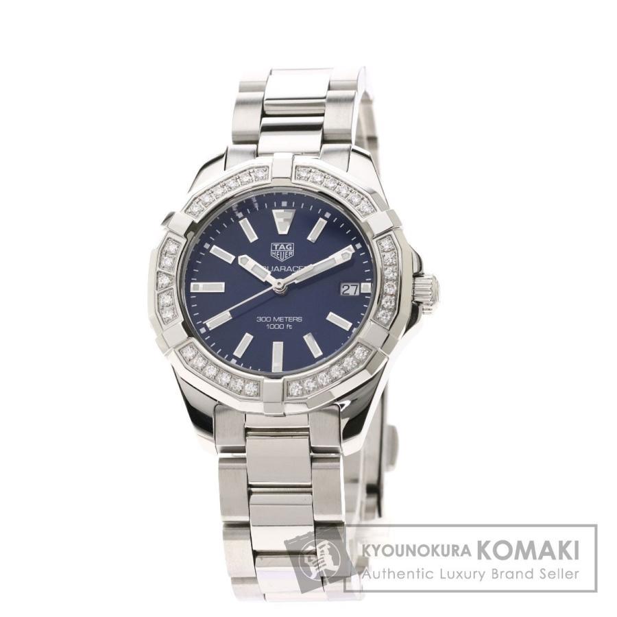 割引クーポン TAG HEUER タグホイヤー ダイヤモンド WAY131N アクアレーサー 腕時計 ダイヤモンド 腕時計 ステンレススチール SS タグホイヤー ダイヤモンド ボーイズ, ファンタジー工芸:bbd249cd --- airmodconsu.dominiotemporario.com
