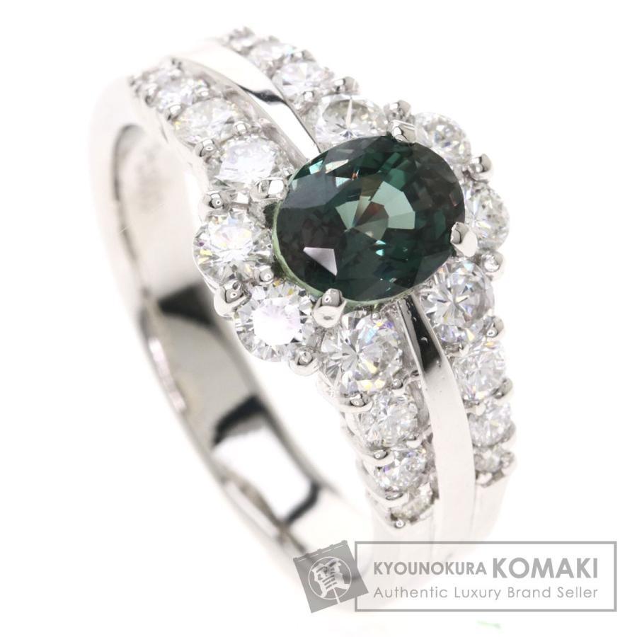 代引き手数料無料 ジュエリー アレキサンドライト ダイヤモンド リング リング 指輪 プラチナ PT900 プラチナ PT900, Select Shop K-Mart:eec3e9fc --- airmodconsu.dominiotemporario.com