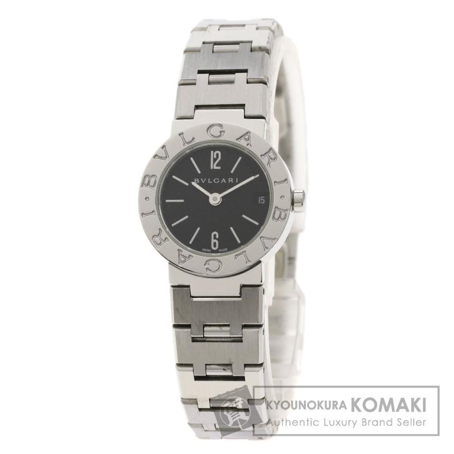 【T-ポイント5倍】 BVLGARI ブルガリ BB23SSD 腕時計 ステンレススチール/SS レディース, 豊島区 a80fe311