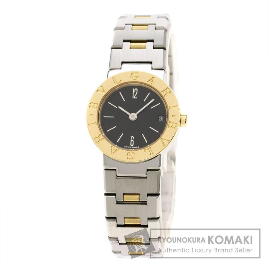 豪奢な BVLGARI ブルガリ ブルガリ コンビ BB23SGD BVLGARI ブルガリブルガリ 腕時計 コンビ コンビ レディース, Z-MALL:677f14b5 --- airmodconsu.dominiotemporario.com
