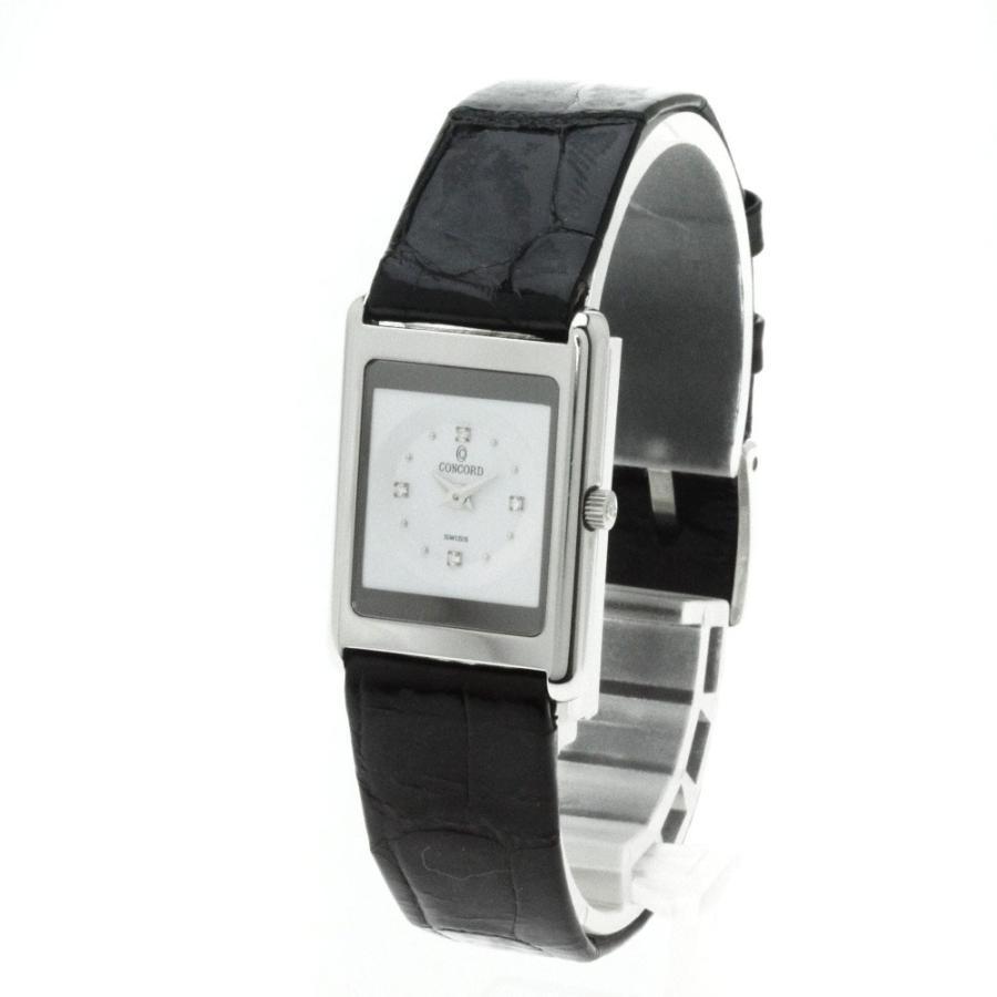 沸騰ブラドン Concord【コンコルド】 デリリューム 腕時計 ステンレス 革 レディース 【】, 米袋のマルタカ 9917f27b