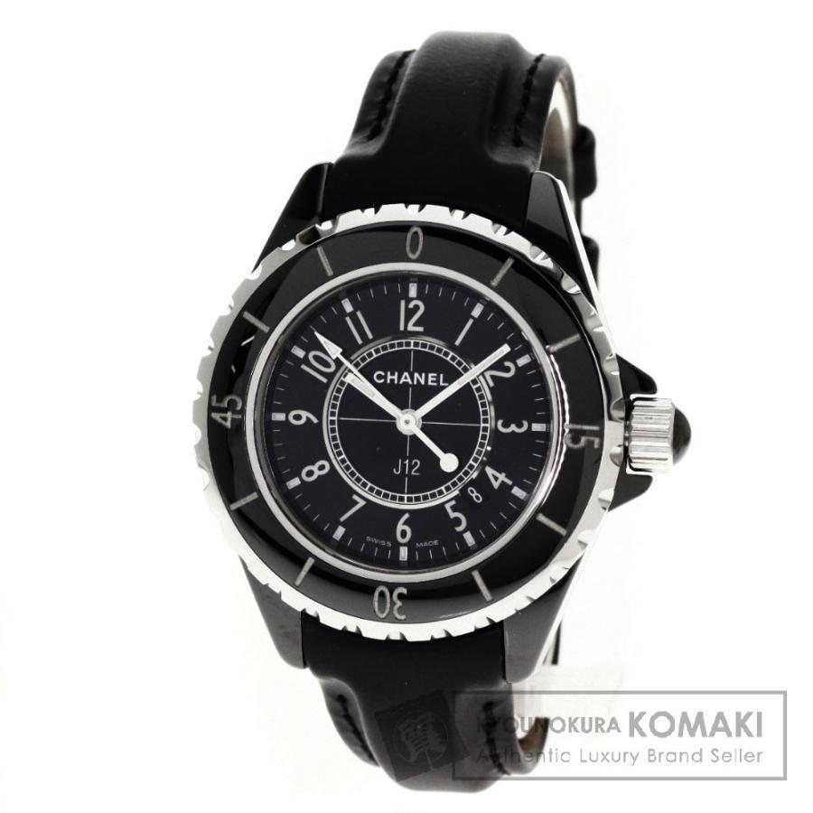 [定休日以外毎日出荷中] CHANEL シャネルH0680 レディース J12 腕時計 シャネルH0680 腕時計 セラミック 革 レディース, Lubemill(ルベミール):6c2bffca --- airmodconsu.dominiotemporario.com
