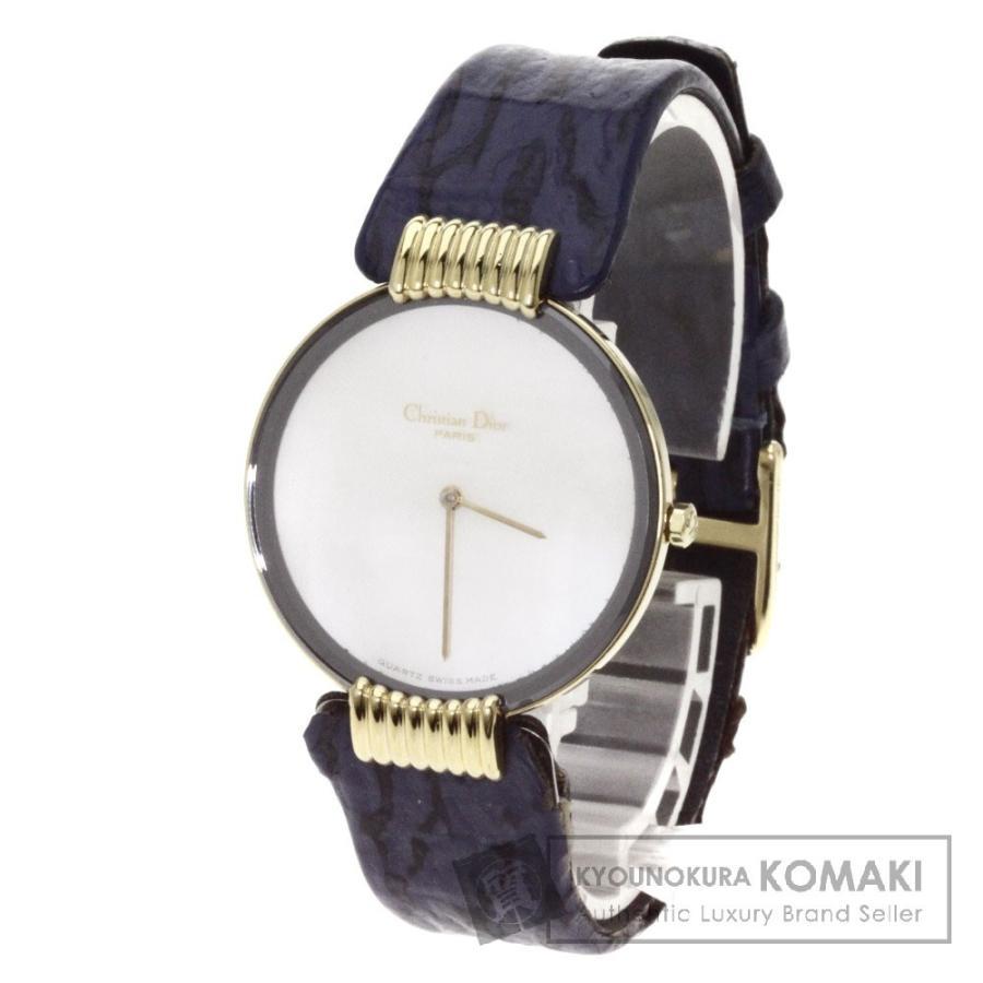 激安ブランド クリスチャンディオール 47153-3 腕時計 ステンレス 革 レディース 革 レディース, 三河わくわくストリート:503e048a --- airmodconsu.dominiotemporario.com
