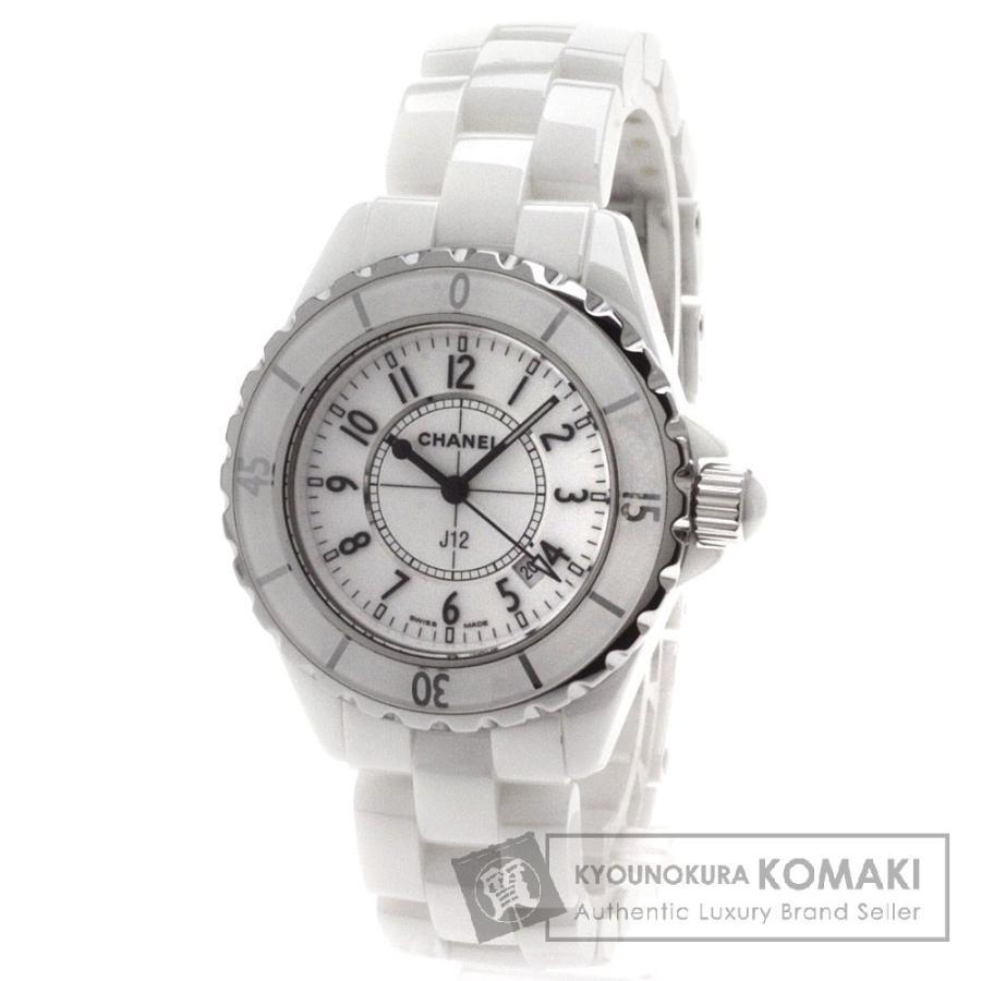 注目のブランド CHANEL シャネルH0968 J12 腕時計 セラミック レディース, ガーデンタウン ffa0dec4