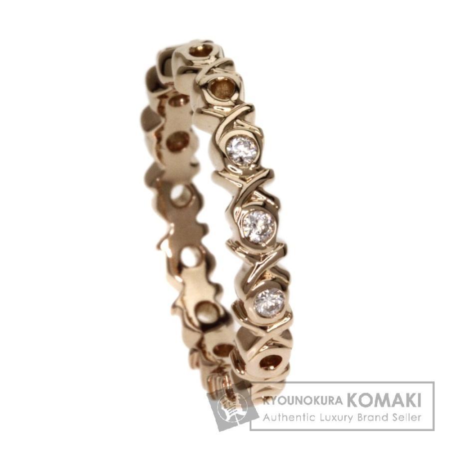 新作からSALEアイテム等お得な商品満載 TIFFANY&Co. ティファニー 3Pダイヤモンド リング・指輪 K18ピンクゴールド レディース, フジオカシ b22b4d11