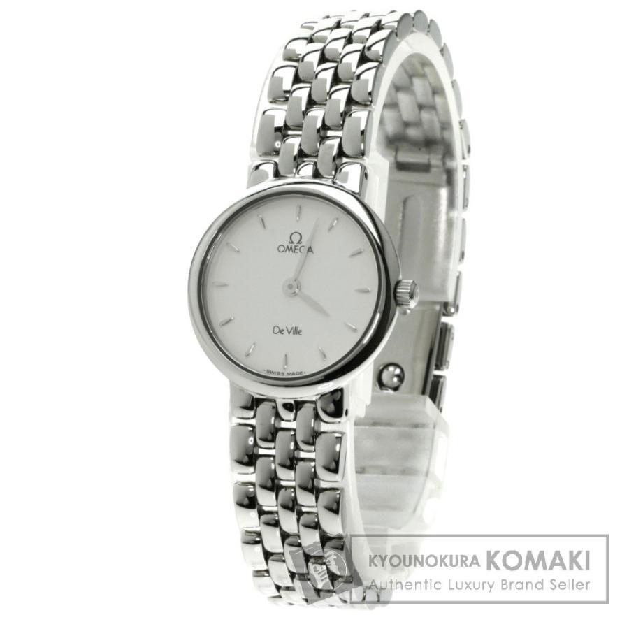 激安正規  オメガ デ・ビル 腕時計 ステンレス SS レディース, サカタシ 9e142571