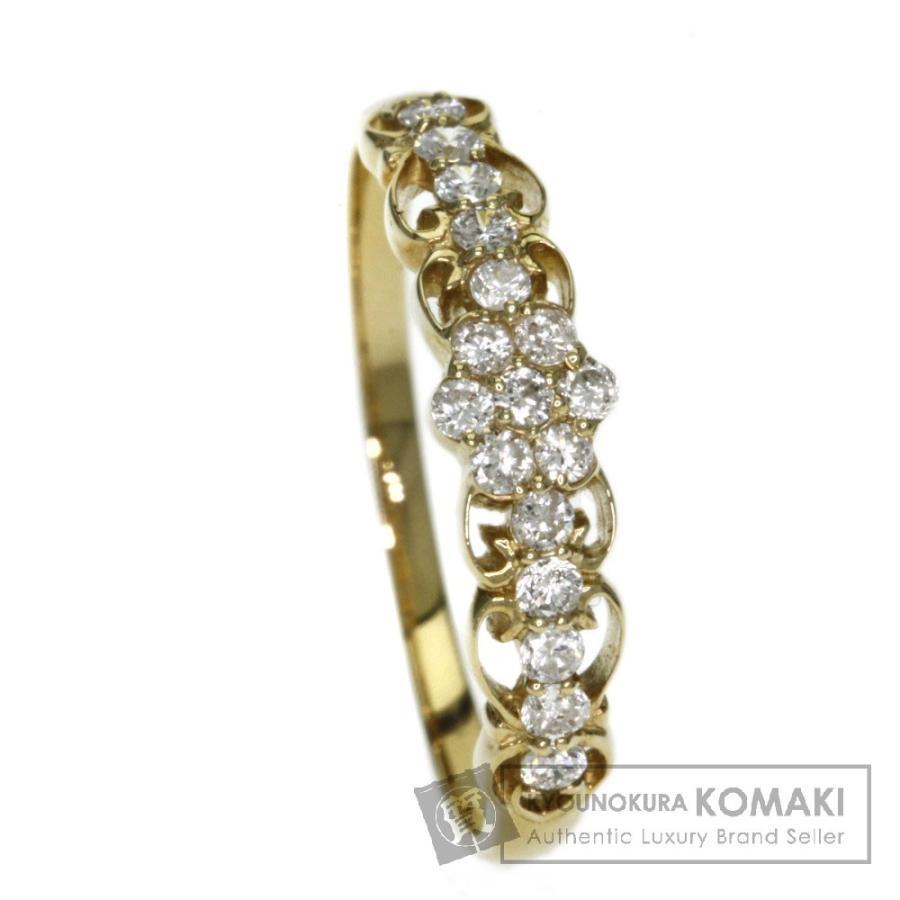 【日本限定モデル】 ダイヤモンド リング・指輪 K18イエローゴールド  SELECT JEWELRY セレクトジュエリー, NCC部品センター 0ae0c443