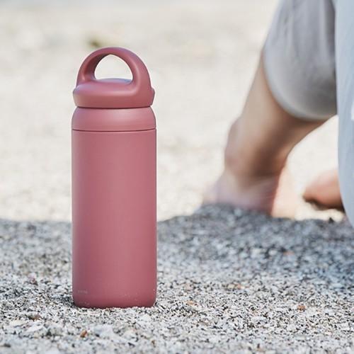 キントー デイオフタンブラー 500ml マグボトル 水筒 ハンドルマグボトル ステンレス製携帯用魔法瓶 KINTO|kyouto-bluelapin|06