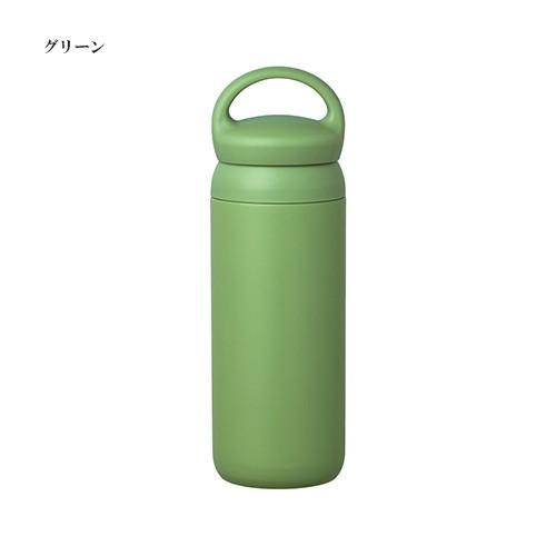 キントー デイオフタンブラー 500ml マグボトル 水筒 ハンドルマグボトル ステンレス製携帯用魔法瓶 KINTO|kyouto-bluelapin|16