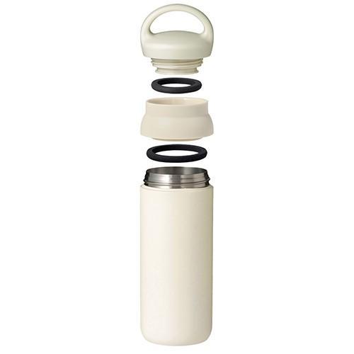 キントー デイオフタンブラー 500ml マグボトル 水筒 ハンドルマグボトル ステンレス製携帯用魔法瓶 KINTO|kyouto-bluelapin|02