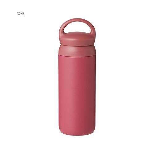 キントー デイオフタンブラー 500ml マグボトル 水筒 ハンドルマグボトル ステンレス製携帯用魔法瓶 KINTO|kyouto-bluelapin|10