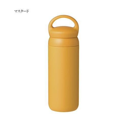 キントー デイオフタンブラー 500ml マグボトル 水筒 ハンドルマグボトル ステンレス製携帯用魔法瓶 KINTO|kyouto-bluelapin|11