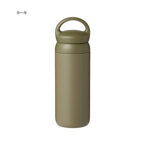 キントー デイオフタンブラー 500ml マグボトル 水筒 ハンドルマグボトル ステンレス製携帯用魔法瓶 KINTO|kyouto-bluelapin|13