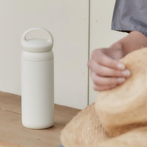 キントー デイオフタンブラー 500ml マグボトル 水筒 ハンドルマグボトル ステンレス製携帯用魔法瓶 KINTO|kyouto-bluelapin|03