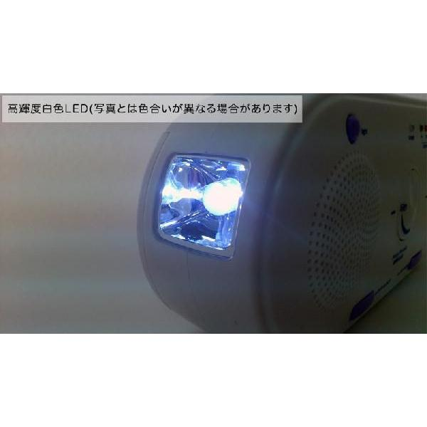 エナジーポータブル (手回し/ソーラー発電ラジオライト*携帯充電機能付き)|kyowa-gokin|06