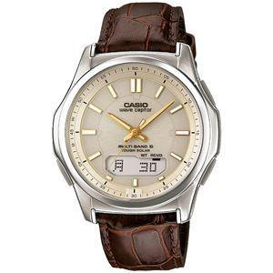 腕時計 スポーツウオッチ 電波ソーラー紳士用ウォッチ茶 WVA‐M630L‐9AJF 通販 ts814