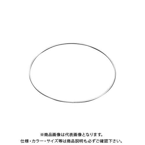 (受注生産品)浅野金属 いけすリング8×900 (5本) AK7250