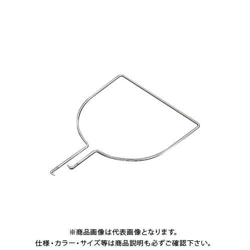 (受注生産品)浅野金属 ステンレス製玉枠標準型三角型8×300 (5本) AK8317