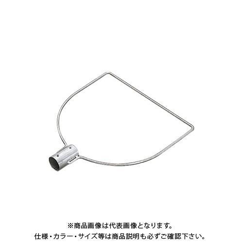 (受注生産品)浅野金属 ステンレス製玉枠SP型三角型 40A8×360 (5本) AK8727