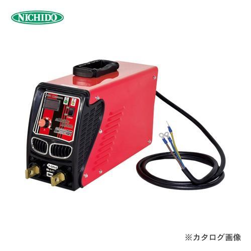 (大決算セール)(お買い得)日動工業 100V / 200V 兼用 100A/200A デジタル表示タイプ 溶接機 BM12-1020DA