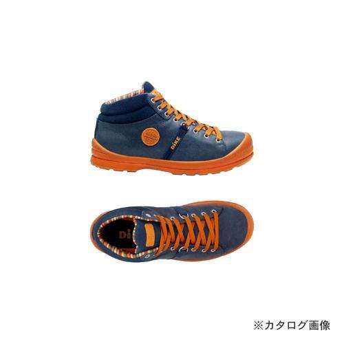 ダイケ DIKE 27021-193-41 27021-193-41 27021-193-41 作業靴サミットネイビー27.0cm 012