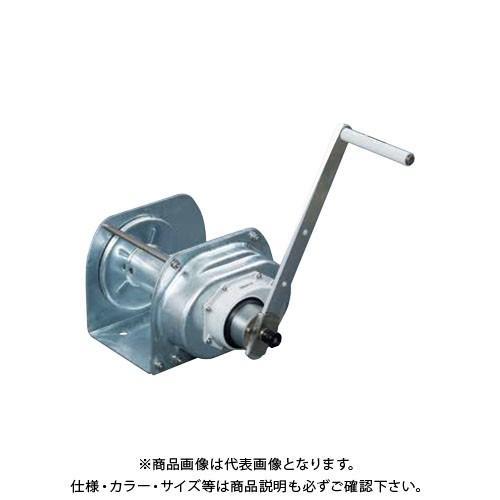 富士製作所 ポータブルウインチ PZWシリーズ PZW-500N