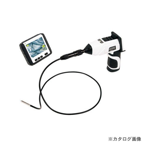 シンワ測定 モニタリングスコープ Aφ5.8 ワイヤレス3.5インチ液晶 74172