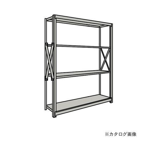 (運賃見積り)(直送品)サカエ SAKAE 重量棚NR型 NR-1354 NR-1354
