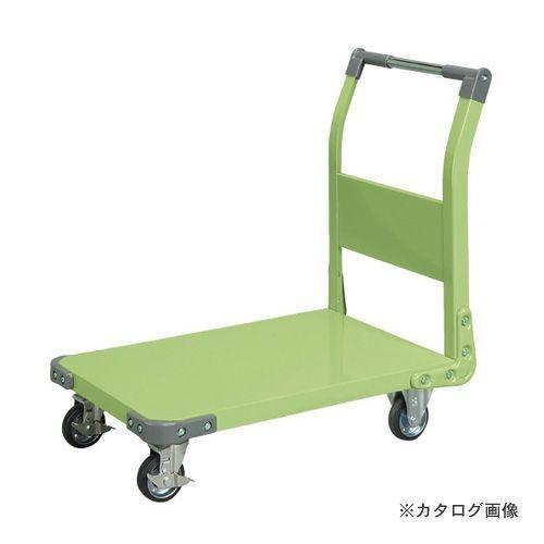 (直送品)サカエ SAKAE 特製四輪車 TAN-33