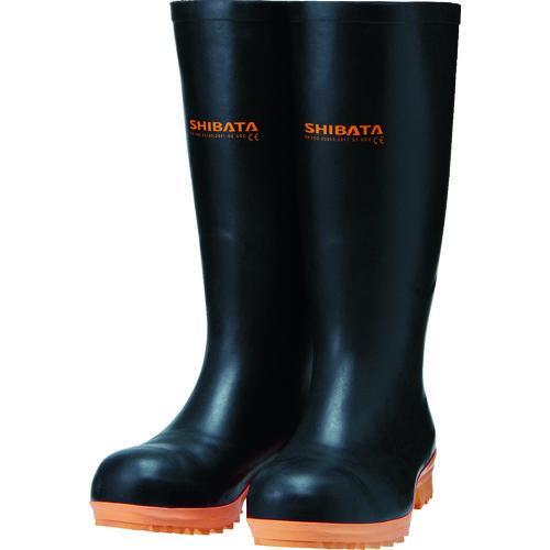 SHIBATA 安全耐油長靴(ヨーロッパモデル) IE020-24.0