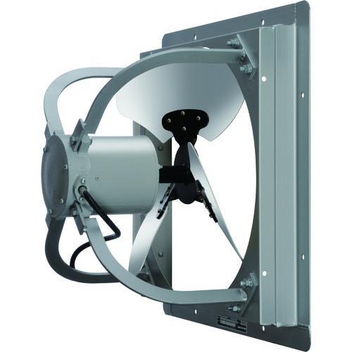 (運賃見積り)(直送品)鎌倉 有圧換気扇 ユニットファン 低騒音形 排気 三相200V UF-75N-HAIKI