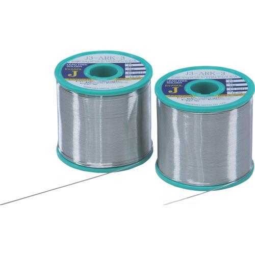 石川 エバソルARK(すず96.5%/銀3.0%/銅0.5%)-1.0mm-1kg J3ARK3-10