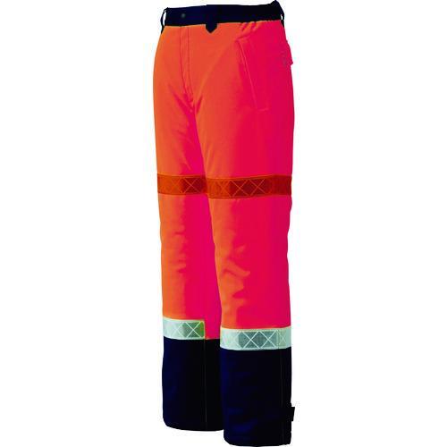 ジーベック 800 高視認防水防寒パンツ M オレンジ 800-82-M
