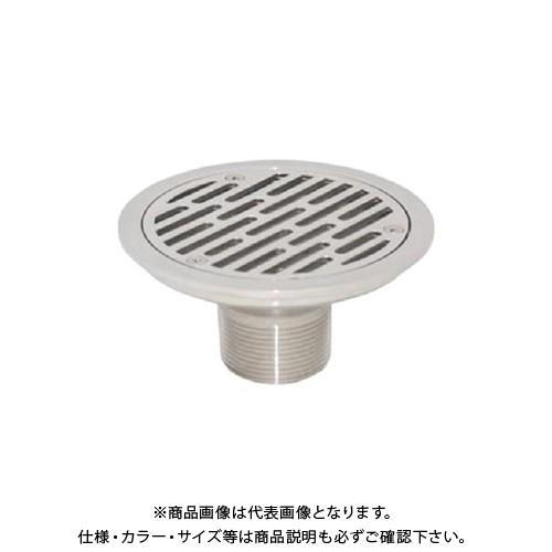 カクダイ 側面底面兼用循環金具 400-502-25