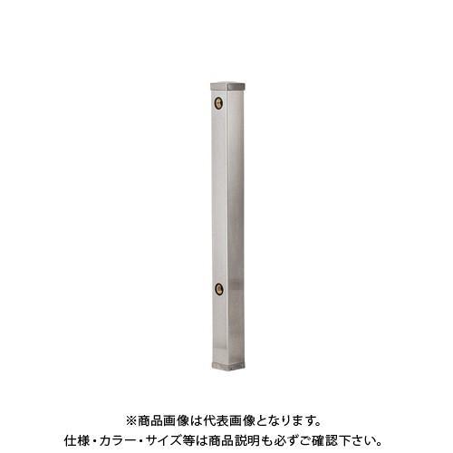 カクダイ ステンレス水栓柱(20ミリ) 70角 6161BS-20X1200