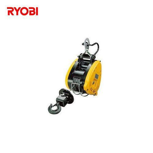 リョービ RYOBI ウインチ WI-125(ワイヤー径4mm×31m付) WI-125-31