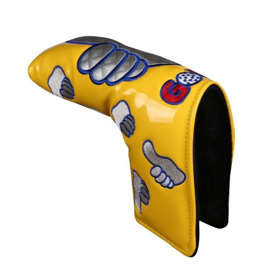 パターカバー ピンタイプ スコッティーキャメロン オデッセイに適合 磁石タイプ開閉 GoodJob刺繍 送料無料 kyuhin999 05