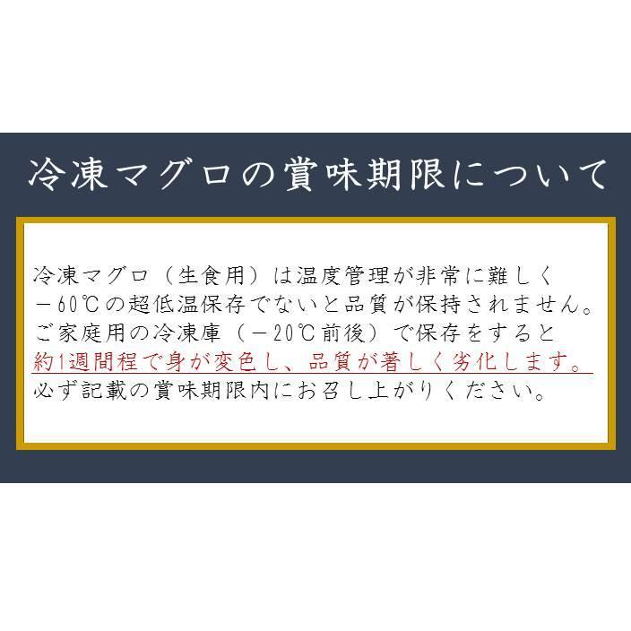マグロ まぐろ 天然メバチマグロ赤身 サク 1kg kyushumaguro 07